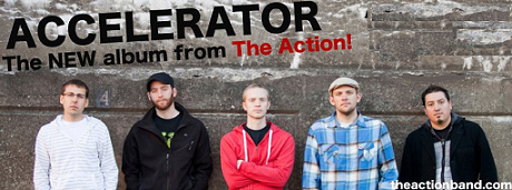 New album from The Action!
