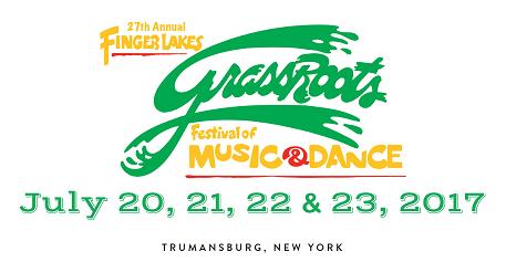 Grassroots Festival of Music & Dance
