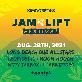 Jam On The Lift Festival!