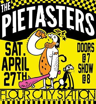 The Pietasters!