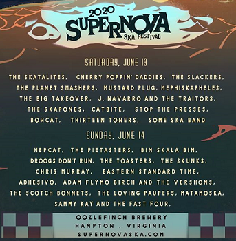 2020 Supernova International Ska Festival!